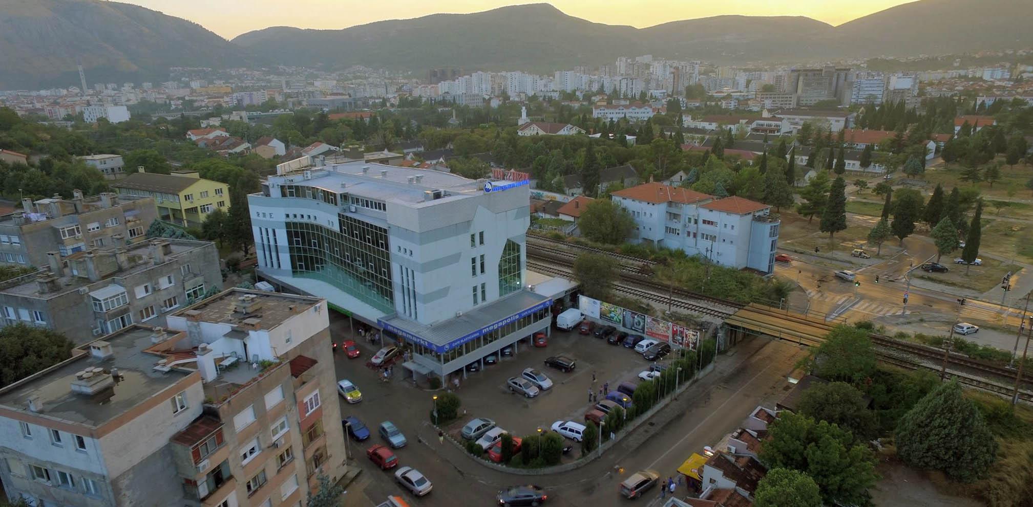 Megamarkt Mostar